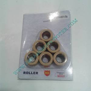 http://www.recambiosscooter.com/624-thickbox/rodillos-variador-kymco-250-23x18mm.jpg